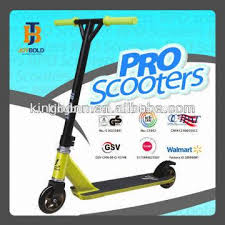 China Hot JOY BOLD Pro JB235 Stunt Kick Scooter Steel Alu Adult EN14619