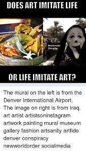 Denver International Airport Murals Artist by 25 Best Memes About Denver International Airport Denver