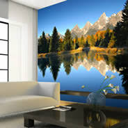 nature wall murals large nature vinyl prints for your walls