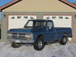 100 1970 Gmc Truck For Sale GMC K15 4x4 C10 Chevy K10 Classic Totally