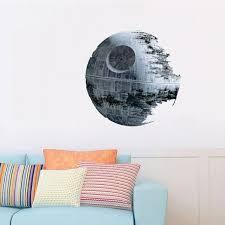 Stickman Death Living Room by Star Wars Death Star Wall Sticker Art Decor 50cm Star Wars Home