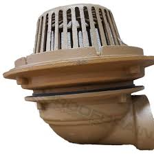 Josam Floor Drain Basket by Smith 1340 Side Outlet Roof Drain Complete Roof Drain Assemblies