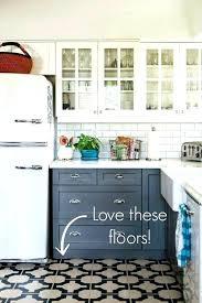 Best Kitchen Flooring Uk by Kitchen Retro Kitchen Flooring Modern On Marmoleum In San Jose