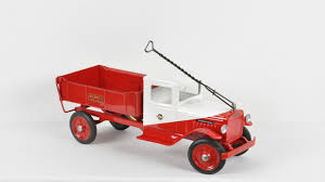 100 Buddy L Dump Truck International Ride On M361 The Toy Auction 2014