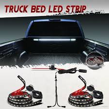 Pair 60 White Led Rv Awning Roof Lights Custom Made 90 5050 Smd ... 60 Trailer Turn Signal Truck Reversing Brake Running Drl Tailgate Bed Tool Box Light Kit With Autooff Delay Switch 4pc 12inch 201518 Ingrated F150 Cargo Area Premium Led Lights F150ledscom Led Lights For Of Decor 8 Blue Rock Pods Lighting Xprite Multi Color 4 To 6 Boogey Amazoncom Mictuning 2pcs White Strip Magnetic Under The Rail Lux Systems 92 5 Function Trucksuv Bar Reverse Strips Trucks
