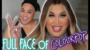 FULL FACE USING COLOURPOP MAKEUP | PatrickStarrr Huge Colourpop Haul Lipsticks Eyeshadows Foundation Palettes More Colourpop Blushes Tips And Tricks Demo How To Apply A Discount Or Access Code Your Order Colourpop X Eva Gutowski The Entire Collection Tutorial Swatches Review Tanya Feifel Ultra Satin Lips Lip Swatches Review Makeup Geek Coupon Youtube Dose Of Colors Full Face Using Only New No Filter Sted Makeup Favorites Must Haves Promo Coupon