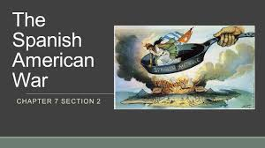 Uss Maine Sinking Theories by The Spanish American War Chapter 7 Section 2 Causes Of The War 1