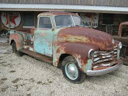 1947 Chevy 5 Window Long Bed Pickup ~ For Restoration Or Parts ...