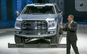 Ford Atlas Concept - 2013 Detroit Auto Show - Automobile Magazine