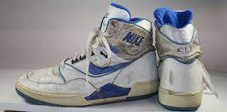 Vintage Nike High Top Shoes