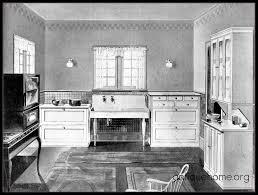 1920s Modern Kitchen