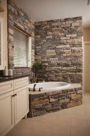 Rustic Bathtub Tile Surround by Best 25 Stone Bathroom Ideas On Pinterest Bathtub Ideas Tile