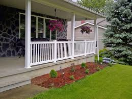 Nice Front Porch Railing Kit Monmouth Blues Home