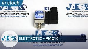 100 Pmc 10 ELETTROTEC PMC IN STOCK Pressure Switch Pressostato