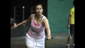 Wardrobe Malfunction Gutta Jwala Player