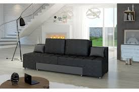 Alessia Leather Sofa Living Room by Sofa Bed