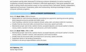 Bank Resume Examples 2016 Inspirational What Is A Luxury Fresh Resumes For Teller