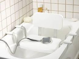siege de baignoire pivotant baignoire
