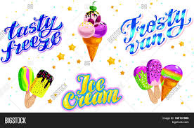 Vector Flat Vector & Photo (Free Trial) | Bigstock Fifteen Classic Novelty Treats From The Ice Cream Truck Bell The Menu Skippys Hand Painted Kids In Line Reese Oliveira Shawns Frozen Yogurt Evergreen San Children Slow Crossing Warning Blades For Cream Trucks Ben Jerrys Ice Truck Gives Away Free Cups Of Cherry Dinos Italian Water L Whats Your Favorite Flavor For Kids Youtube