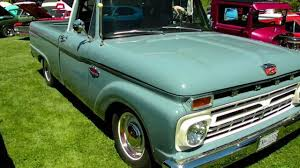 1966 Ford Pickup Truck - YouTube 61 Ford Unibody Its A Keeper 11966 Trucks Pinterest 1961 F100 For Sale Classiccarscom Cc1055839 Truck Parts Catalog Manual F 100 250 350 Pickup Diesel Ford Swb Stepside Pick Up Truck Tax Post Picture Of Your Truck Here Page 1963 Ford Wiring Diagrams Rdificationfo The 66 2016 Detroit Autorama Goodguys The Worlds Best Photos F100 And Unibody Flickr Hive Mind Vintage Commercial Ad Poster Print 24x36 Prima Ad01 Adverts Trucks Ads Diagram Find Pick Up Shawnigan Lake Show Shine 2012 Youtube