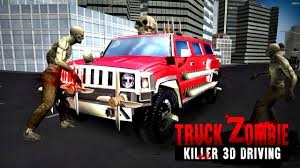 100 Zombie Truck Games Killer 3D Driving By Best Free Android Gameplay