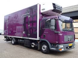 MAN 12.240 4X2 Carrier Bi-temp - NL Truck - 184 DKM ...