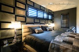 papier peint pour chambre coucher adulte peinture stucco chambre coucher design tendance couleur pour