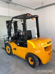 Select -cpcd35t3 - Diesel Forklifts, Price: £10,416, Year Of ...