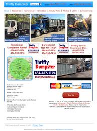 100 Thrifty Truck Rentals Dumpster Call 4844671124 Competitors Revenue And