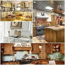 Rustic Kitchen Set Wohnideen 1
