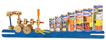 tinkertoy national toy hall of fame