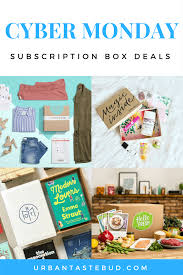 26 Cyber Monday Subscription Box Deals 2019 - Urban Tastebud Freshly Subscription Deal 12 Meals For 60 Msa Klairs Juiced Vitamin E Mask Review Coupon Codes 40 Off Promo Code Coupons Referralcodesco 100 Wish W November 2019 Picked Fashion A Slice Of Style My 28 Days Outsourced Cooking Alex Tran Prepackaged Meal Boxes Year Boxes Spicebreeze June 5 Fresh N Fit Cuisine Atlanta Meal Delivery Service Fringe Discount Sandy A La Mode January Box