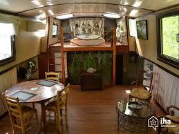 location chambre peniche location bateau à quai à avignon avec 2 chambres iha 13890