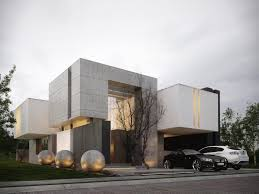 100 Contemporary Home Facades 50 House Designs With Impressive Exteriors And Modern