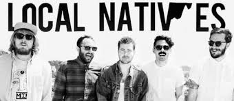 Local Natives Ceilings Live by Local Natives Release Itunes Session La Music Blog