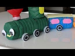 Recycled Crafts Ideas For Kids