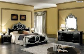 Bedroom White Rattan Furniture With Chandelier And