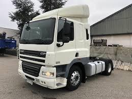 100 Sleeper Cab Truck DAF 6X CF 85410 SLEEPER CAB EURO 5 ORIGINAL KM TOP Tractor