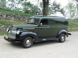 100 Chevrolet Panel Truck 1946 For Sale ClassicCarscom CC1101662