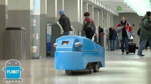 Floor Cleaning Robot Project Report by European Commission Cordis Projects And Results Periodic