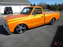 1970 Chevrolet C10 Short Bed Pick Up Street Rod Hot Rod