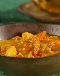 Jamaican Pumpkin Soup Youtube by Pumpkin Soup Recipe U0026 Martha Stewart