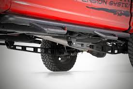 Traction Bar Kit For 5-6-inch Lifts - Dunks Performance