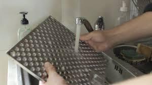 nettoyage hotte de cuisine comment nettoyer les filtres d une hotte aspirante tâches