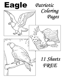 Bald Eagle Drawings And Coloring Pages