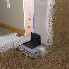 fast track basement waterproofing hybrid system waterproof
