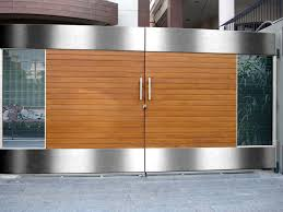 Steel Gates – KSS Thailand Gate Designs For Home 2017 Model Trends Main Entrance Design 19 Best Fencing Images On Pinterest Architecture Garden And Latest Best Ideas Emejing Contemporary Homes Interior Modern Decoration Steel Marvelous Malaysia Iron Gates Works Of And Pipe Supply Install New Hdb With Samsung Yale Tags Wrought Iron Entry Gates Residential With Price Stainless Photos Drawings Manufacturers In Delhi Fachada Portas House Cool Front Collection Models