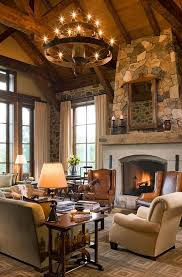 37 Rustic Living Room Ideas O Unique Interior Styles