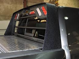 15 - 16 GM/Chevrolet Headache Rack - ALUMINUM TANK & TANK ...