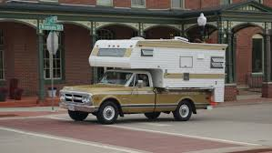 File:1968-1972 GMC Pickup With Camper; Hastings, MN (28266203327 ...